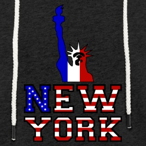New York Liberty - Lett unisex hette-sweatshirt
