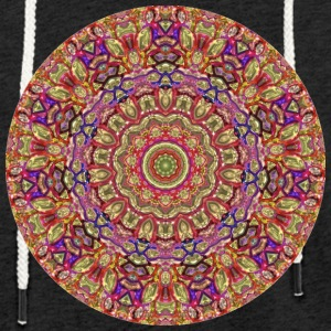 Mandala collection - Light Unisex Sweatshirt Hoodie