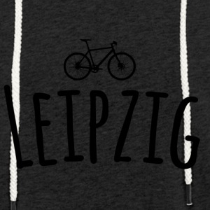 Bicycle Leipzig - Light Unisex Sweatshirt Hoodie