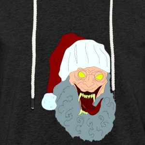 DARK SANTA - Light Unisex Sweatshirt Hoodie