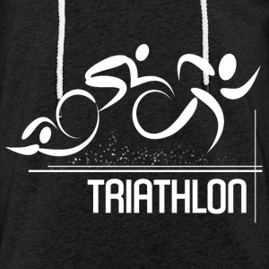 Triathlon - Light Unisex Sweatshirt Hoodie