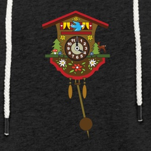 Cuckoo Clock - Light Unisex Sweatshirt Hoodie