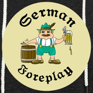 German Foreplay - Light Unisex Sweatshirt Hoodie