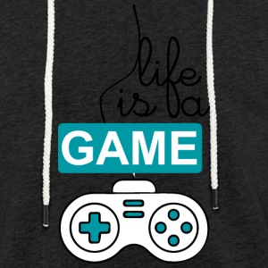 game - Light Unisex Sweatshirt Hoodie