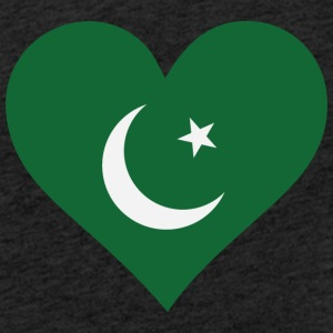 A Heart For Pakistan - Light Unisex Sweatshirt Hoodie
