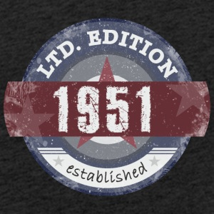 LtdEdition 1951 - Lett unisex hette-sweatshirt
