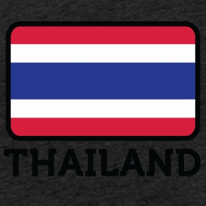 National Flag Of Thailand - Lett unisex hette-sweatshirt