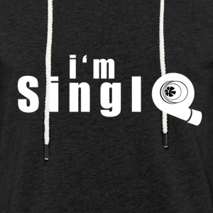 im single - Light Unisex Sweatshirt Hoodie