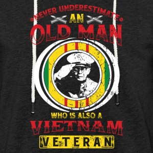 Vietnam Veterans! Veterans! US Airforce! USA! - Light Unisex Sweatshirt Hoodie