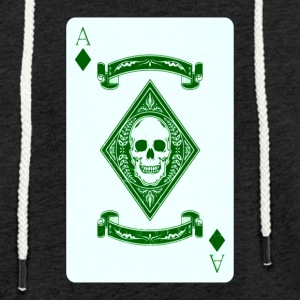 ace of bones - Light Unisex Sweatshirt Hoodie