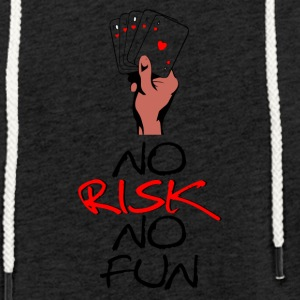No Risk NO Fun - Light Unisex Sweatshirt Hoodie