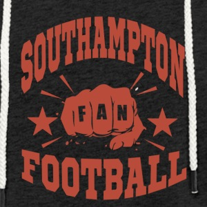 Southampton Football Fan - Lett unisex hette-sweatshirt