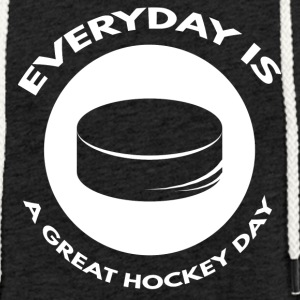 Hockey: Everyday is a great day hockey - Light Unisex Sweatshirt Hoodie