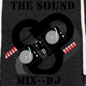 THE SOUND MIX - Light Unisex Sweatshirt Hoodie