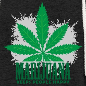 Marijuana - Light Unisex Sweatshirt Hoodie