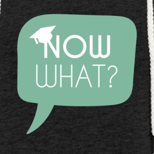 High School / Graduation: Now what? - Light Unisex Sweatshirt Hoodie
