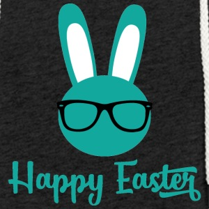 Easter / Easter bunny: Happy Easter - Light Unisex Sweatshirt Hoodie