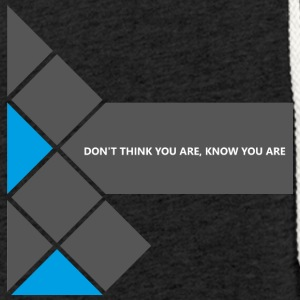 Dont Think you are - Light Unisex Sweatshirt Hoodie