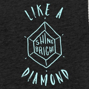 Diamond T-Shirt & Hoody - Light Unisex Sweatshirt Hoodie