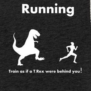 Shirt for runners, running - Light Unisex Sweatshirt Hoodie