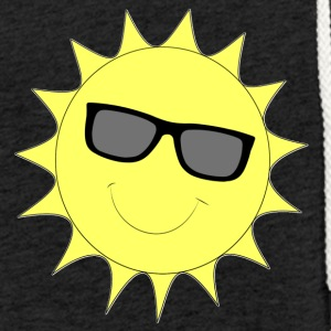 Happy Sun - Light Unisex Sweatshirt Hoodie