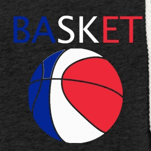 Basketball - Let sweatshirt med hætte, unisex
