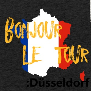 Bonjour le Tour - Light Unisex Sweatshirt Hoodie