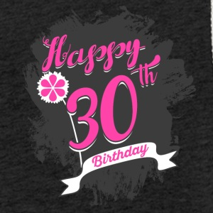 30 Birthday - Congratulations gift - Light Unisex Sweatshirt Hoodie