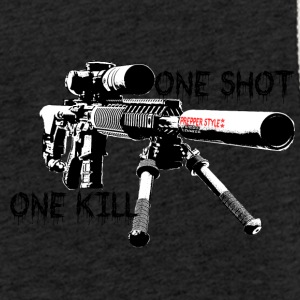 Sniper ONe KILL ONe Shot - Light Unisex Sweatshirt Hoodie