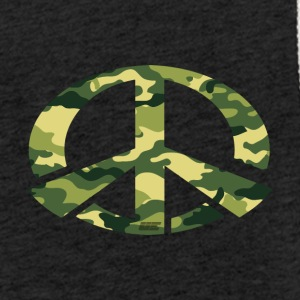 Peace - Camo Edition - Light Unisex Sweatshirt Hoodie