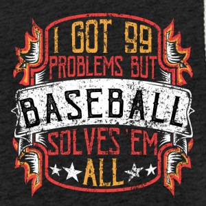 99 Problems Baseball - Light Unisex Sweatshirt Hoodie