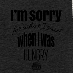 I am really sorry for you - Light Unisex Sweatshirt Hoodie