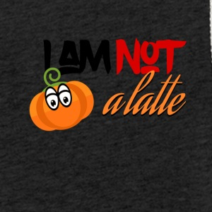 I am not a latte - Light Unisex Sweatshirt Hoodie