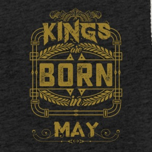 Kings May Birthday Gift May - Light Unisex Sweatshirt Hoodie