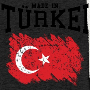 Made in Turkey - Felpa con cappuccio leggera unisex