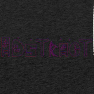 Abstract_finished - Lett unisex hette-sweatshirt