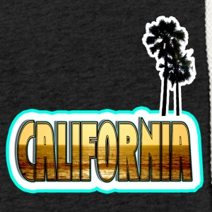 Californie - Sweat-shirt à capuche léger unisexe