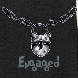 Engaged Chained - Light Unisex Sweatshirt Hoodie