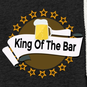 King of the Bar - Leichtes Kapuzensweatshirt Unisex