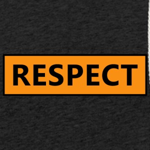Respect (Respect) - Light Unisex Sweatshirt Hoodie
