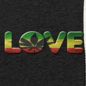i love cannabis - Light Unisex Sweatshirt Hoodie
