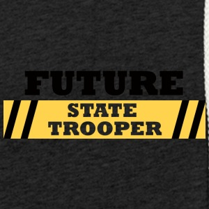 Police: Future State Trooper - Light Unisex Sweatshirt Hoodie
