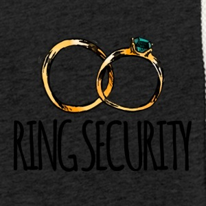 Wedding / Marriage: Ring Security - Light Unisex Sweatshirt Hoodie
