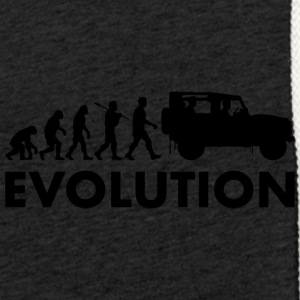 Evolution - Light Unisex Sweatshirt Hoodie
