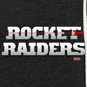 patame Rocket Raiders Logo - Light Unisex Sweatshirt Hoodie