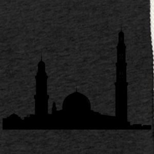 mosque - Light Unisex Sweatshirt Hoodie