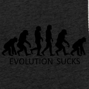 ++ ++ Evolution Sucks - Sweat-shirt à capuche léger unisexe