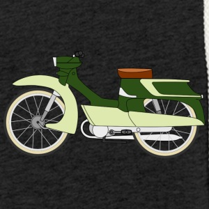 Moped mofa vespa - Light Unisex Sweatshirt Hoodie