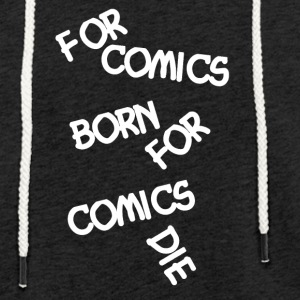 Fan Comic Pour Comics Born - Sweat-shirt à capuche léger unisexe