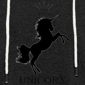 unicorn - Light Unisex Sweatshirt Hoodie